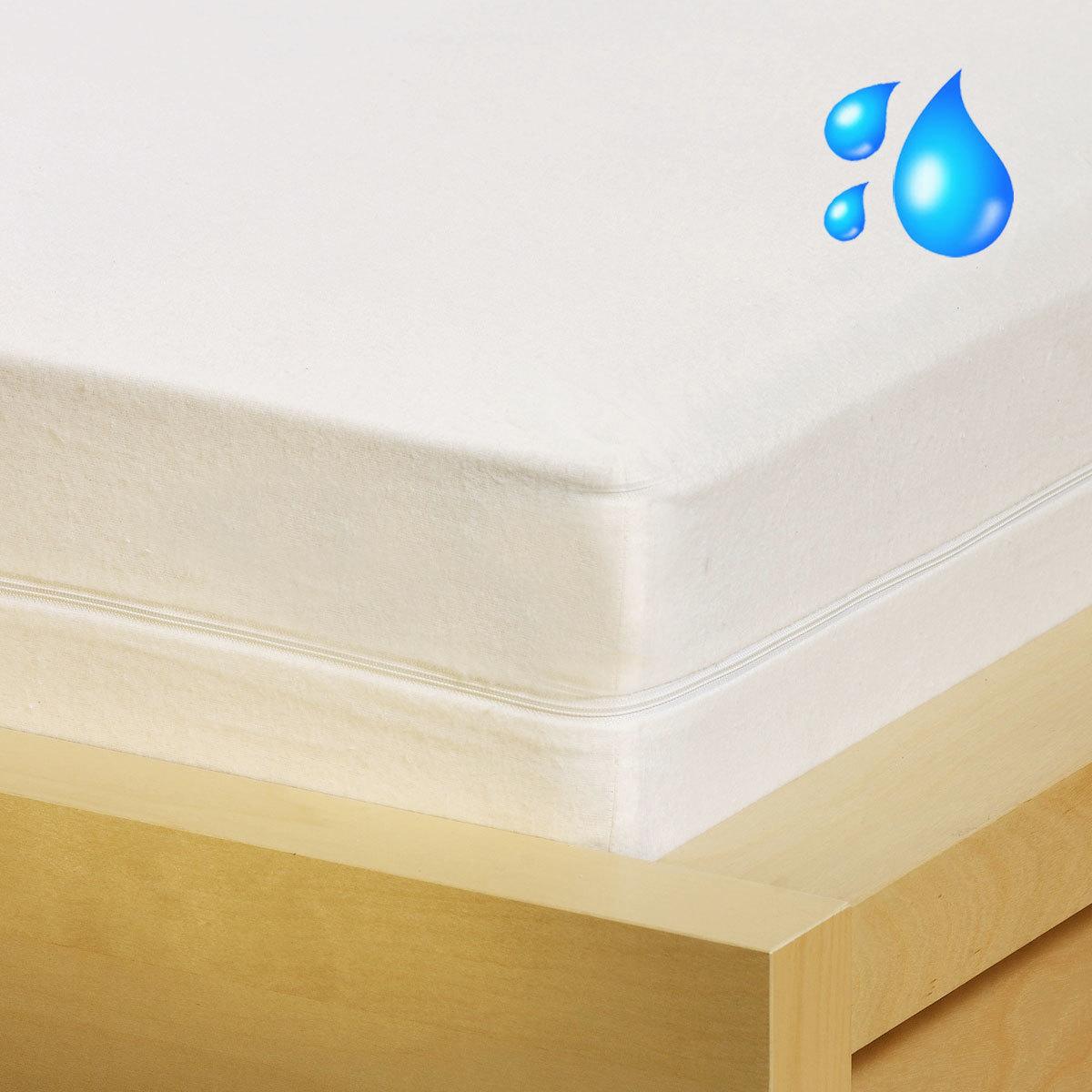 Bettwarenshop Abwischbarer Matratzenvollschutz Bezug