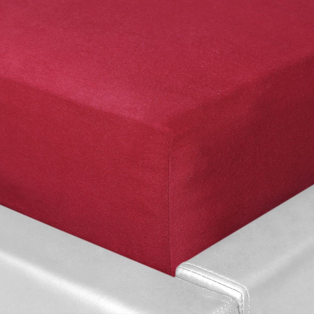schlafgut basic jersey spannbettlaken g nstig online. Black Bedroom Furniture Sets. Home Design Ideas