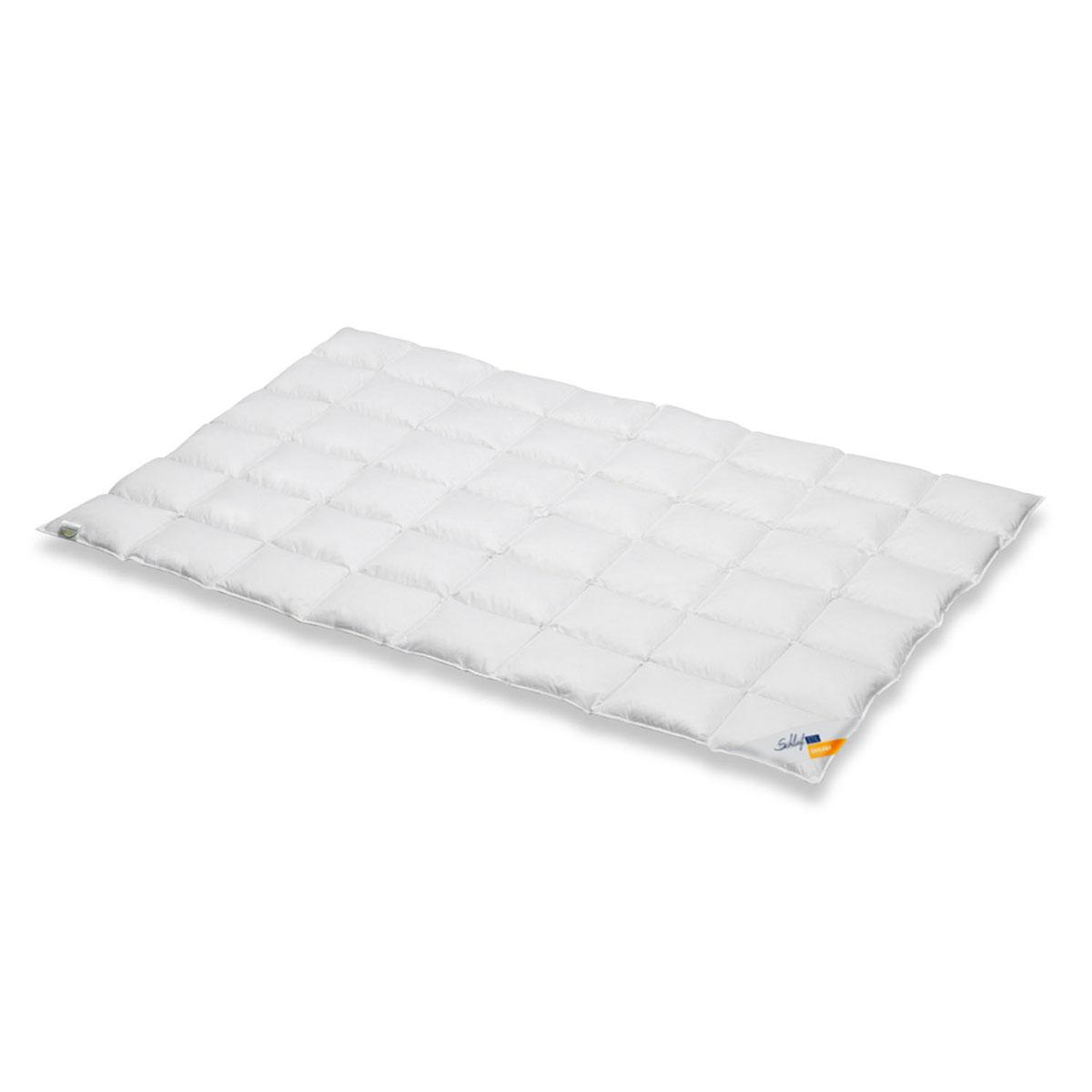 schlafstil bettdecke dahliana medium 100 daunen g nstig online kaufen bei bettwaren shop. Black Bedroom Furniture Sets. Home Design Ideas