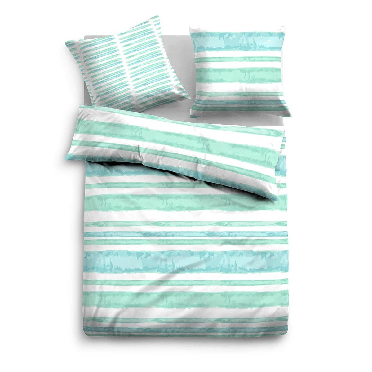 tom tailor bettw sche 49844 842 mint g nstig online kaufen bei bettwaren shop. Black Bedroom Furniture Sets. Home Design Ideas
