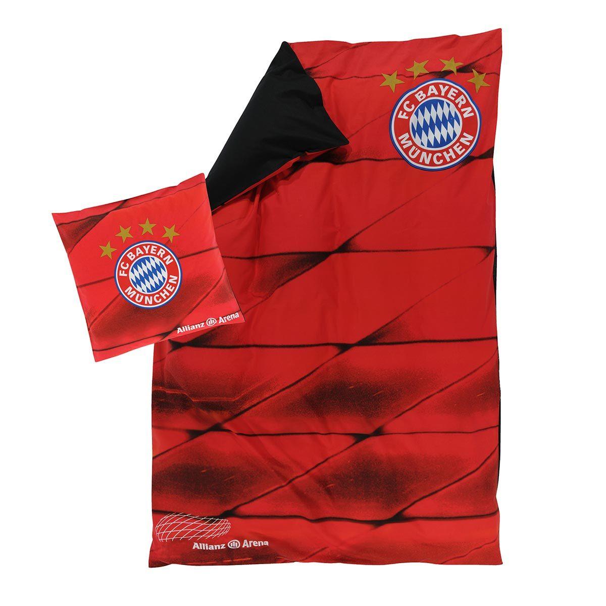 Fc Bayern München Bettwäsche Allianz Arena
