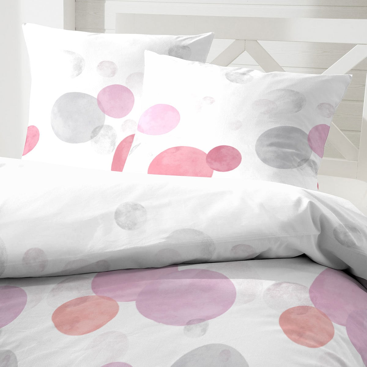 enrico coss bettw sche ballon pink g nstig online kaufen bei bettwaren shop. Black Bedroom Furniture Sets. Home Design Ideas