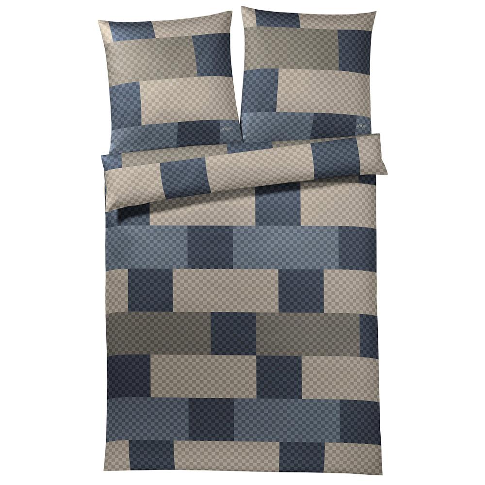joop bettw sche chessboard stein g nstig online kaufen bei. Black Bedroom Furniture Sets. Home Design Ideas