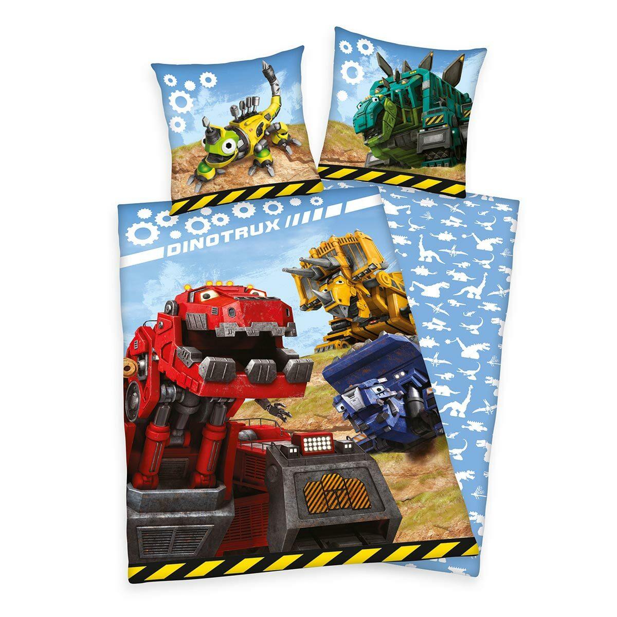 Herding Bettwäsche Dinotrux