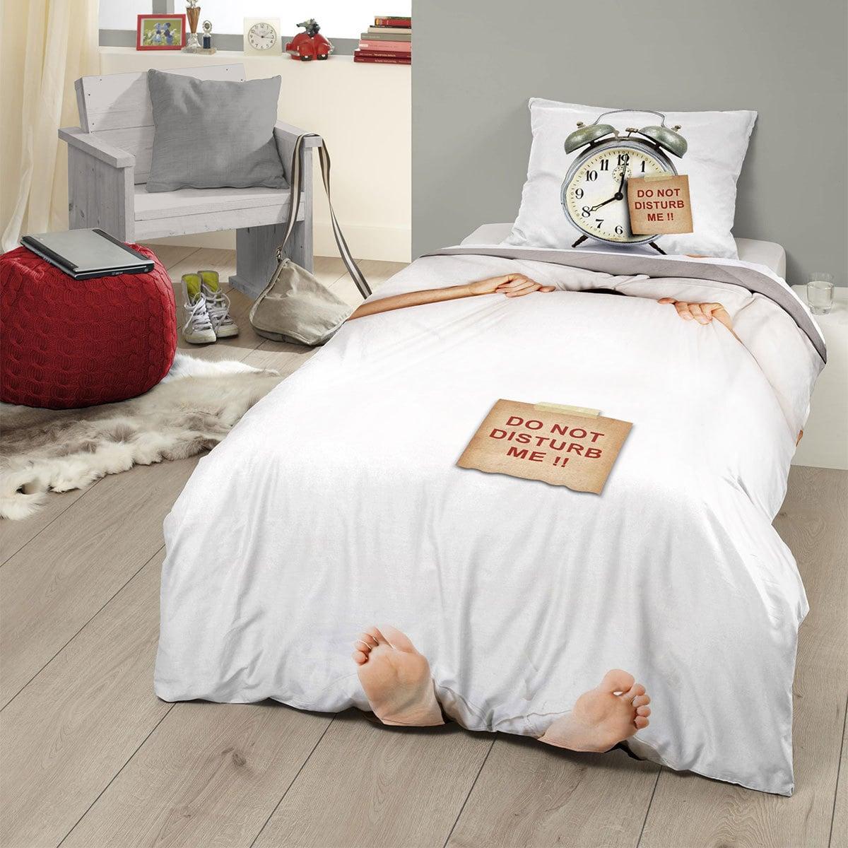 good morning bettw sche disturb g nstig online kaufen bei bettwaren shop. Black Bedroom Furniture Sets. Home Design Ideas