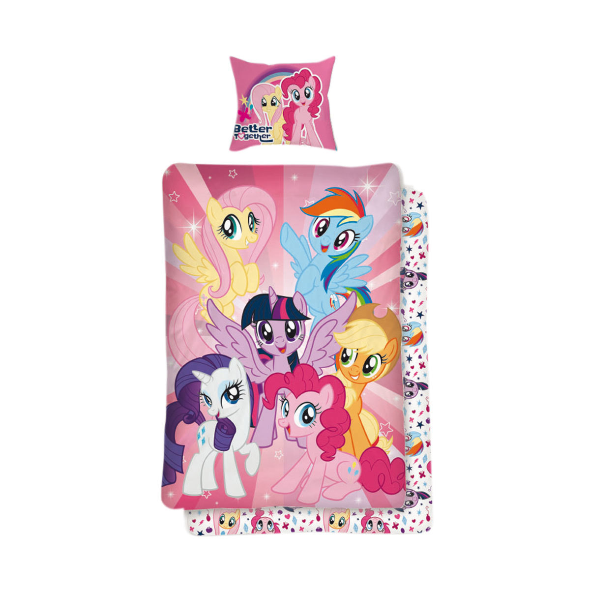 Skybrands Bettwäsche Einhörner My Little Pony Günstig Online