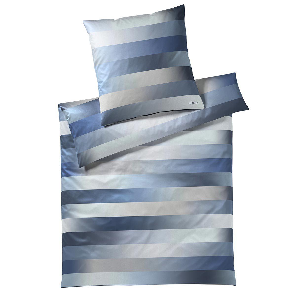 Joop Bettwäsche Flow Azure Günstig Online Kaufen Bei Bettwaren Shop