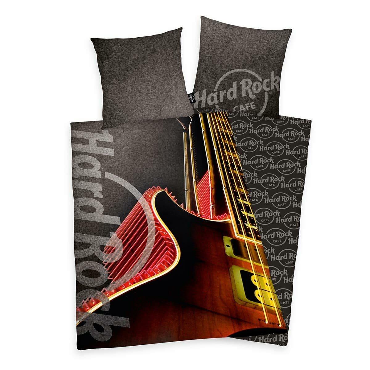 Herding Bettwäsche Hard Rock Gitarre