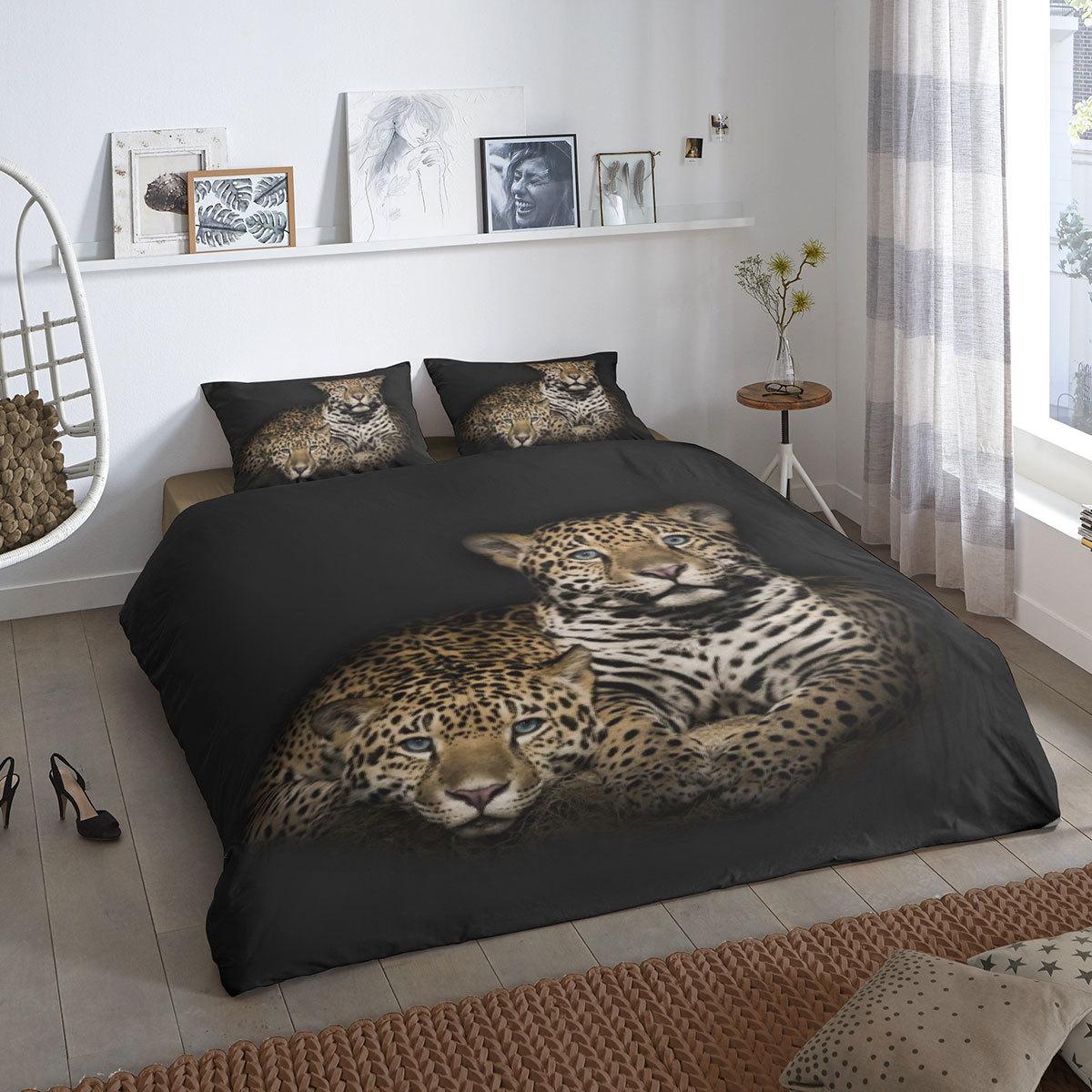 Good Morning Bettwäsche Leopard Günstig Online Kaufen Bei Bettwaren Shop
