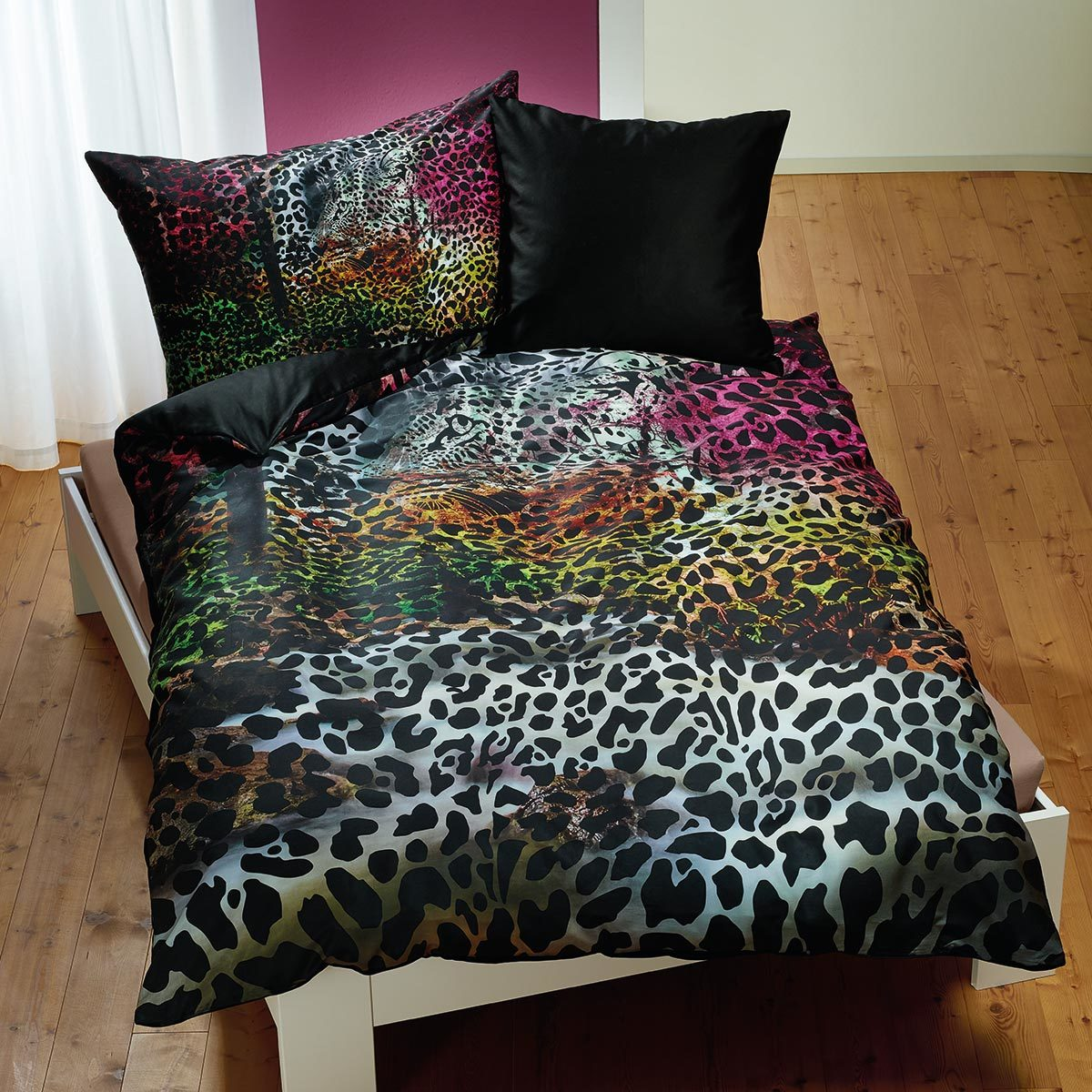 Traumschlaf Bettwäsche Leopard