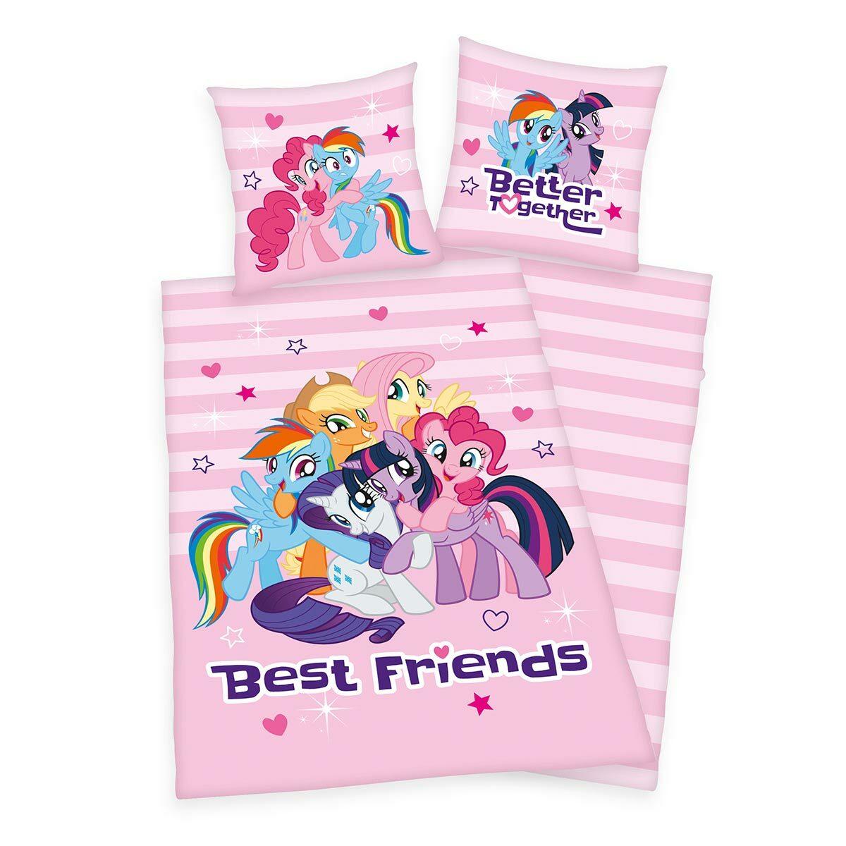Herding Bettwäsche My little Pony Best Friends