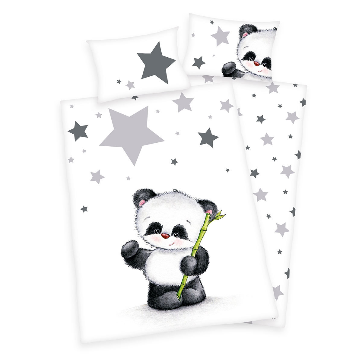 Herding Bettwäsche Panda