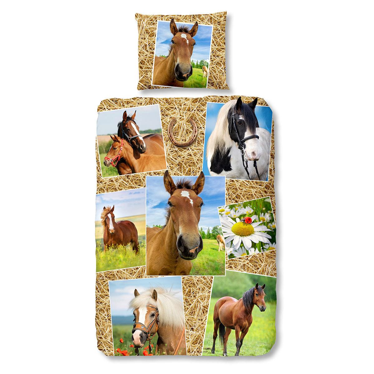 Good Morning Bettwäsche Pferde
