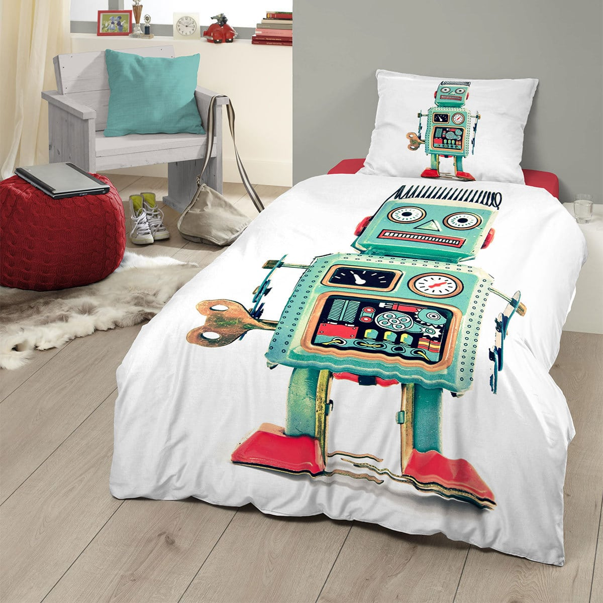 Good Morning Bettwäsche Robot