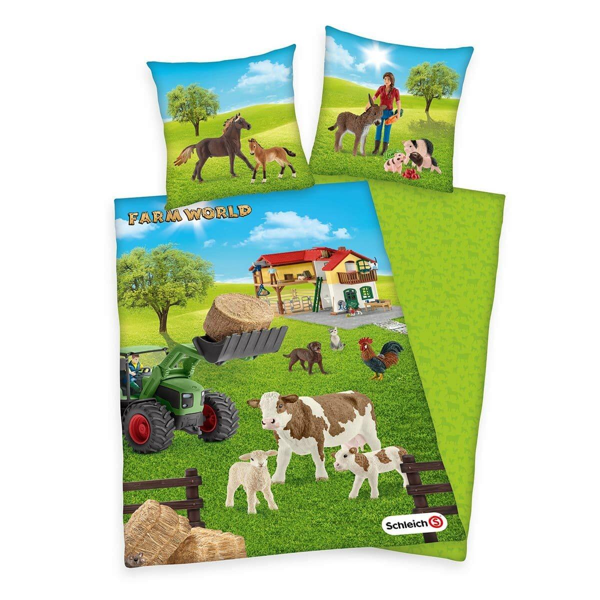 Herding Bettwäsche Schleich Farm World