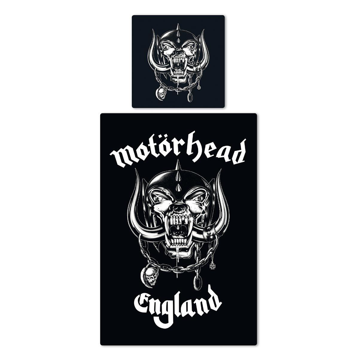 Motörhead Bettwäsche Snaggletooth