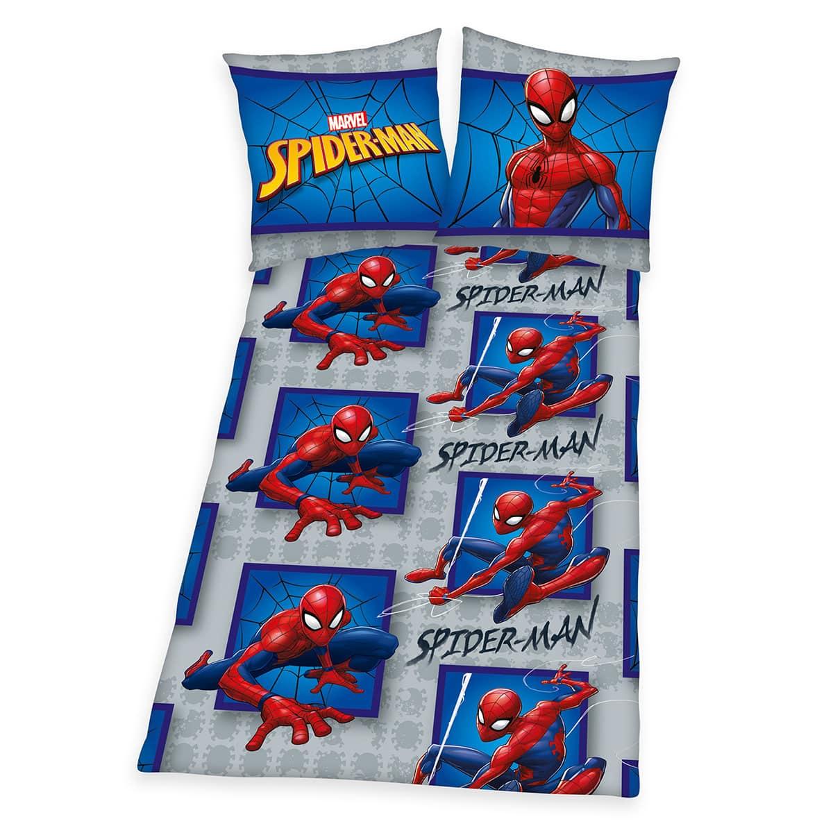 Herding Bettwäsche Spiderman