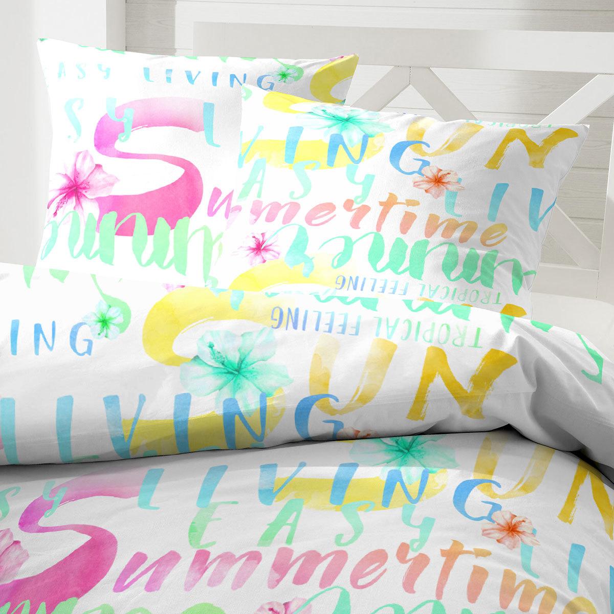 hahn bettw sche summertime g nstig online kaufen bei bettwaren shop. Black Bedroom Furniture Sets. Home Design Ideas