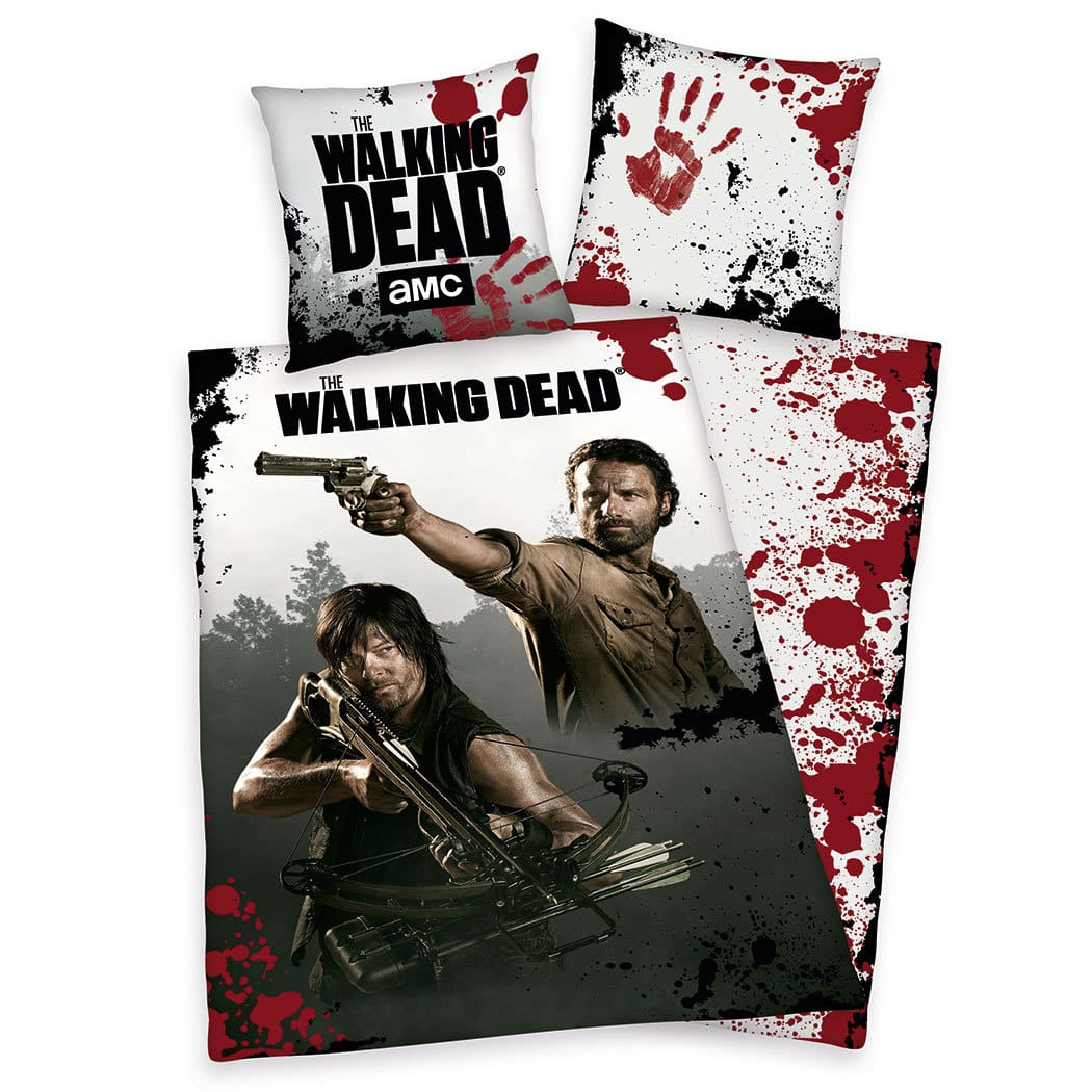 herding bettw sche the walking dead g nstig online kaufen. Black Bedroom Furniture Sets. Home Design Ideas