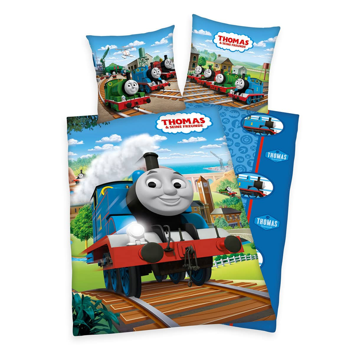 Herding Bettwäsche Thomas und seine Freunde
