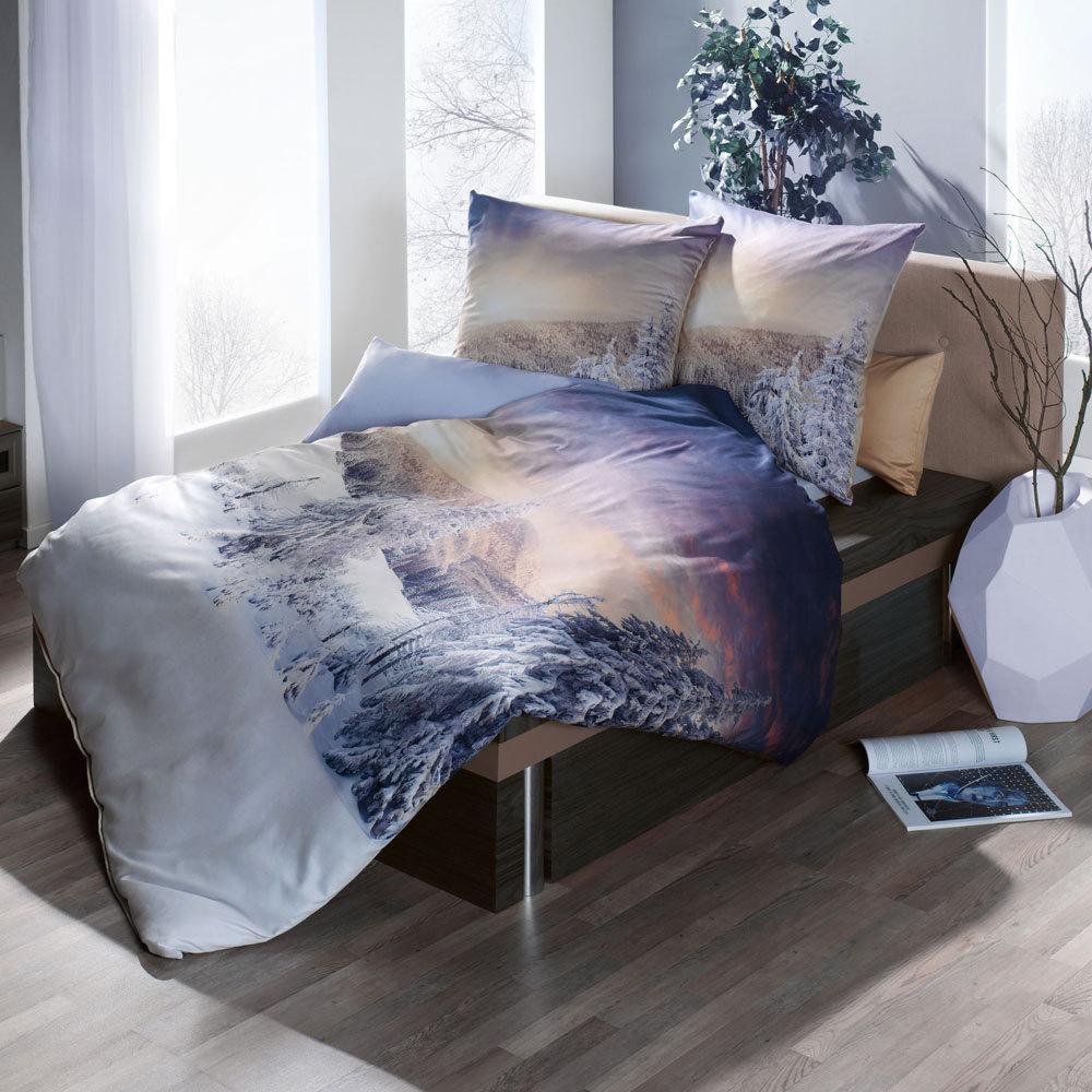 bettw sche winterlandschaft machen sie den preisvergleich bei nextag. Black Bedroom Furniture Sets. Home Design Ideas
