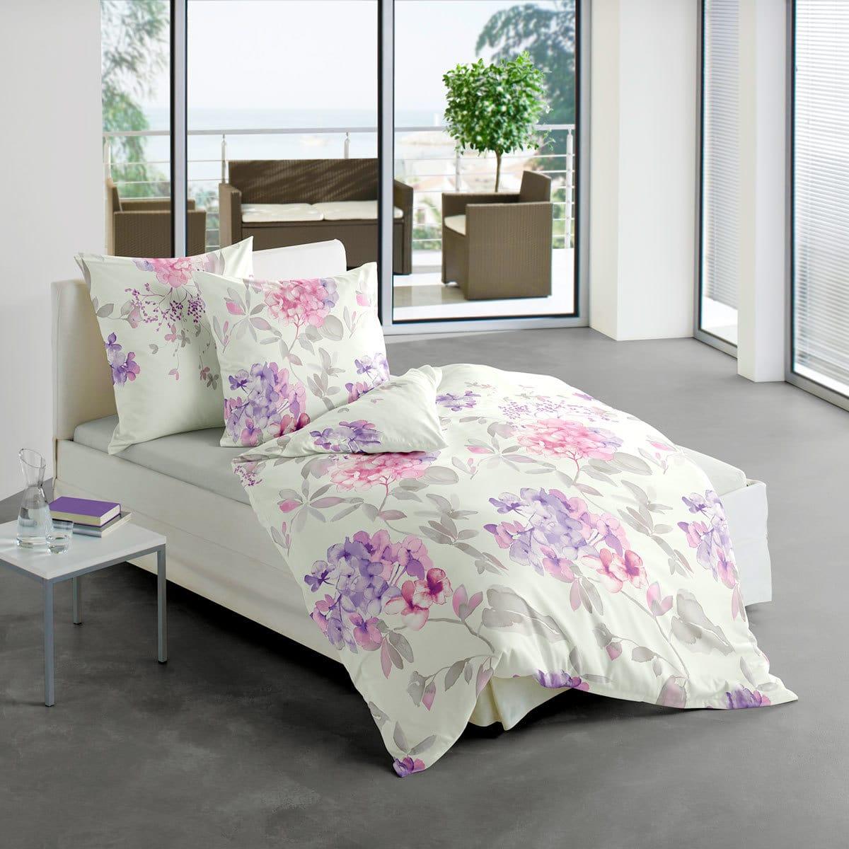 Bierbaum Biber Bettwäsche 6978 rosa