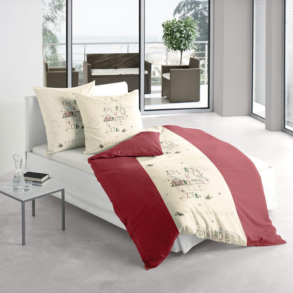 irisette biber bettw sche davos h tte g nstig online kaufen bei bettwaren shop. Black Bedroom Furniture Sets. Home Design Ideas