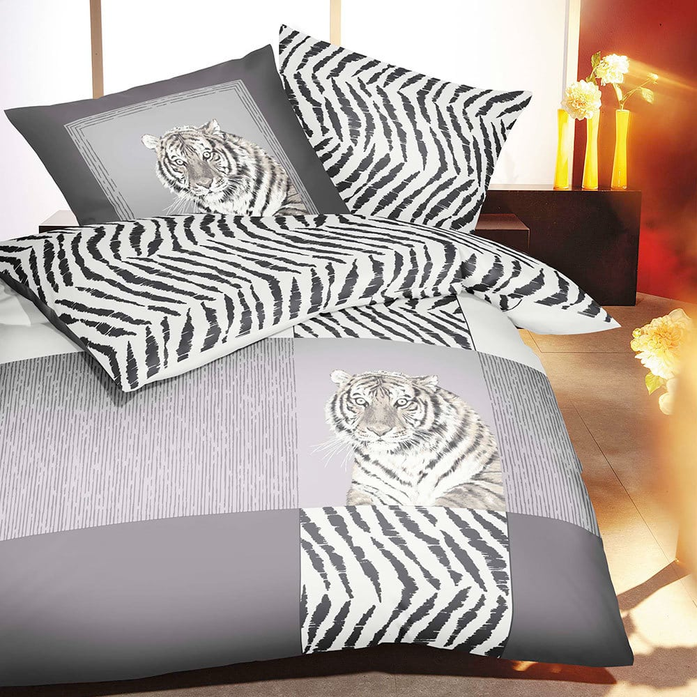 kaeppel biber bettw sche indian tiger g nstig online kaufen bei bettwaren shop. Black Bedroom Furniture Sets. Home Design Ideas