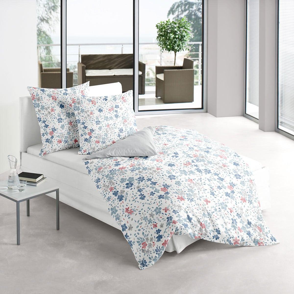 irisette biber wendebettw sche davos 8633 20 g nstig. Black Bedroom Furniture Sets. Home Design Ideas