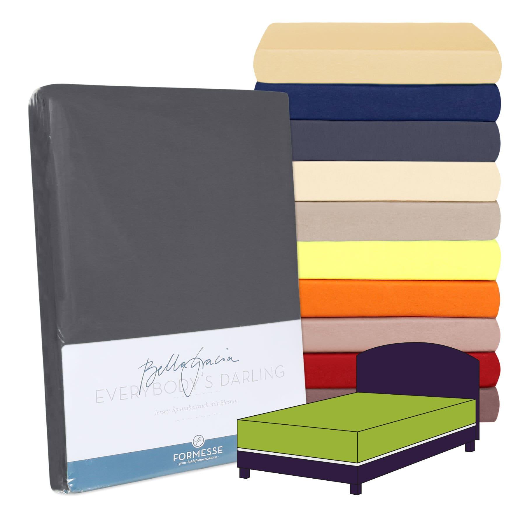 formesse boxspring spannbettlaken bella gracia alto g nstig online kaufen bei bettwaren shop. Black Bedroom Furniture Sets. Home Design Ideas