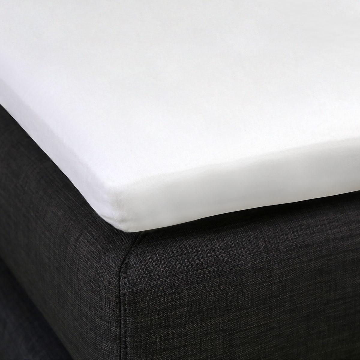 schlafgut boxspring spannbetttuch f r topper g nstig. Black Bedroom Furniture Sets. Home Design Ideas