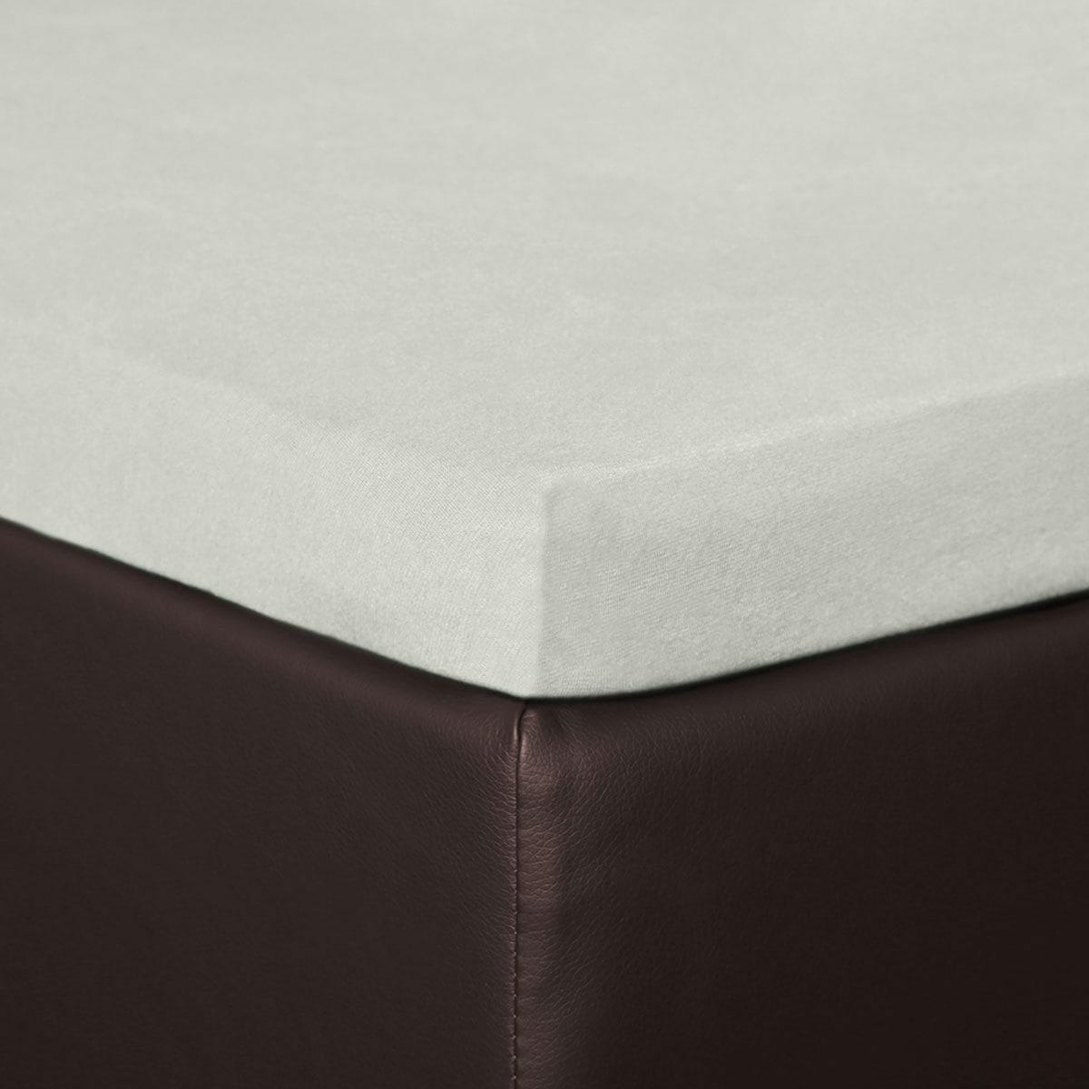 bettwarenshop boxspring topper spannbettlaken h he 5 cm. Black Bedroom Furniture Sets. Home Design Ideas