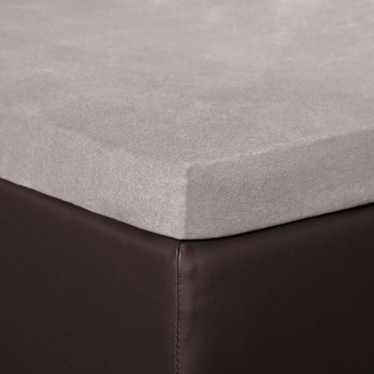 bettwarenshop boxspring topper spannbettlaken h he 5 cm g nstig online kaufen bei bettwaren shop. Black Bedroom Furniture Sets. Home Design Ideas