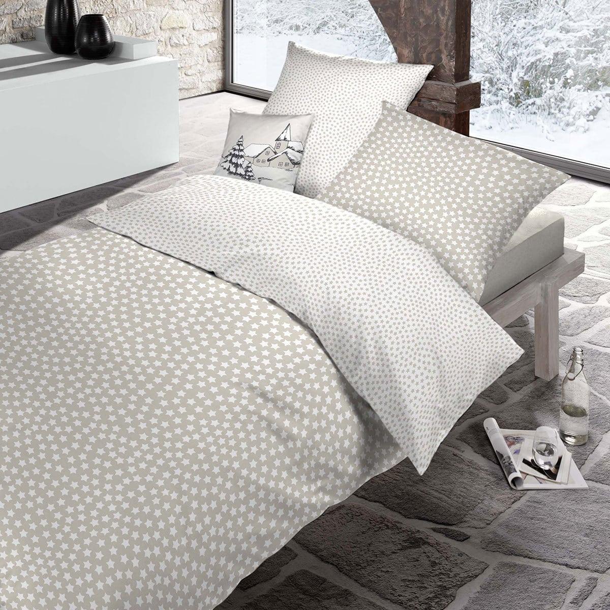 schlafgut casual cotton bettw sche stardream kandis. Black Bedroom Furniture Sets. Home Design Ideas