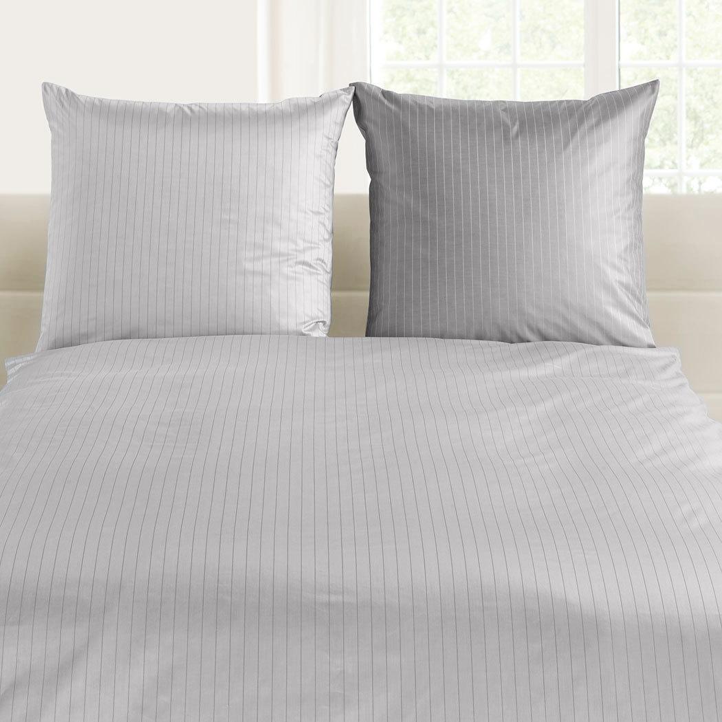curt bauer damast bettw sche ferrara perlgrau g nstig online kaufen bei bettwaren shop. Black Bedroom Furniture Sets. Home Design Ideas