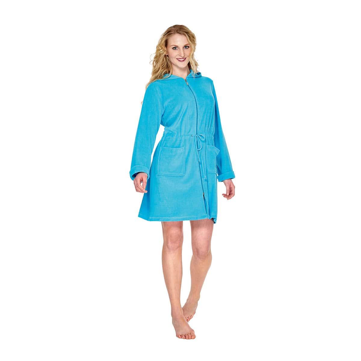 wewo fashion Damen Kapuzenmantel 031