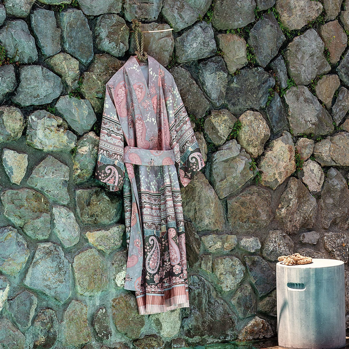 Bassetti Damen Kimono Anacapri V6 in
