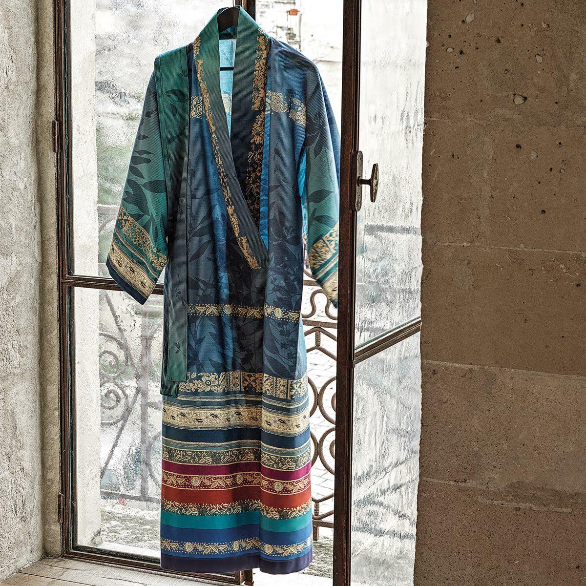 Bassetti Damen Kimono Malve
