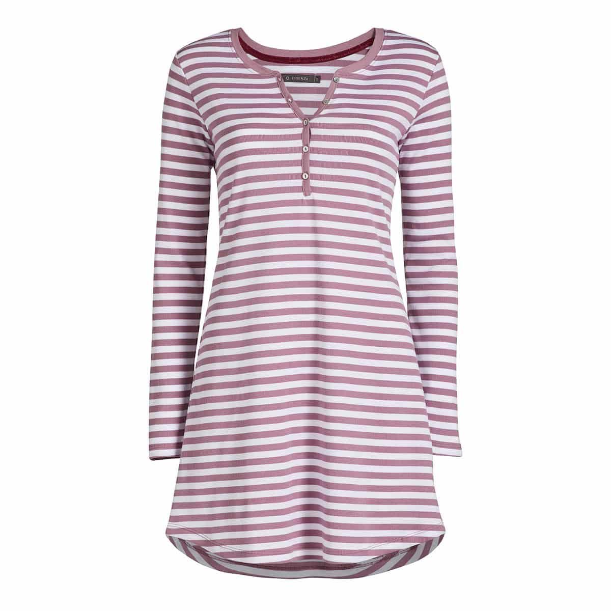 c071be6a0d Damen Nachthemd Langarm Baumwolle Preisvergleich • Die besten ...