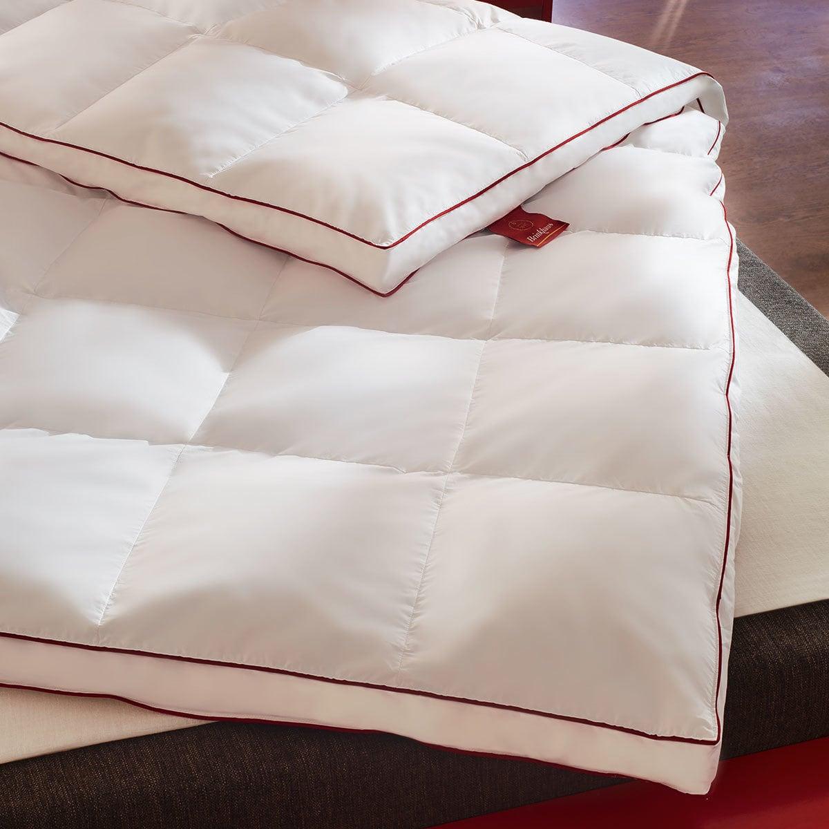brinkhaus daunendecke granat extra warm g nstig online kaufen bei bettwaren shop. Black Bedroom Furniture Sets. Home Design Ideas
