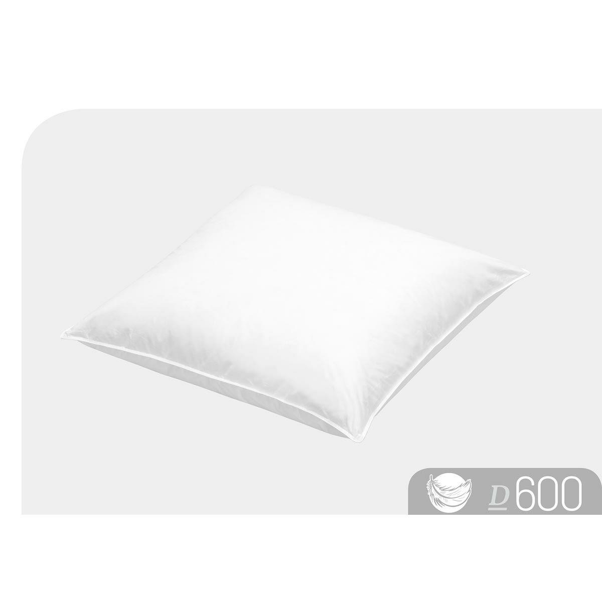Schlafstil Daunenkissen D600, 90% Daunen, 10% Federn