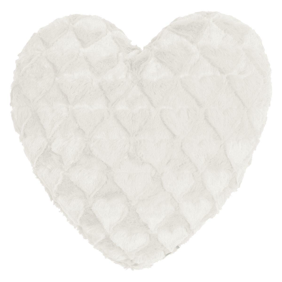 Magma Dekokissen Fluffy Hearts
