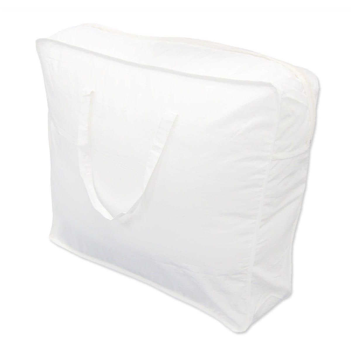 Traumschlaf Deluxe XXL Aufbewahrungstasche für Bettdecken
