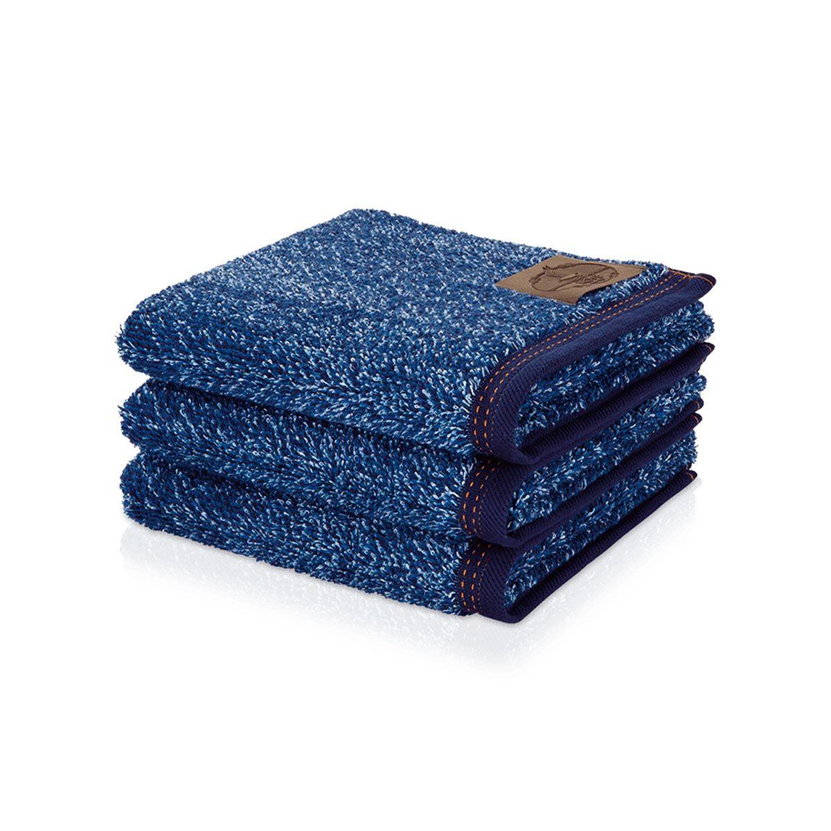 m ve denim handt cher fischgrat jeansblau g nstig online. Black Bedroom Furniture Sets. Home Design Ideas