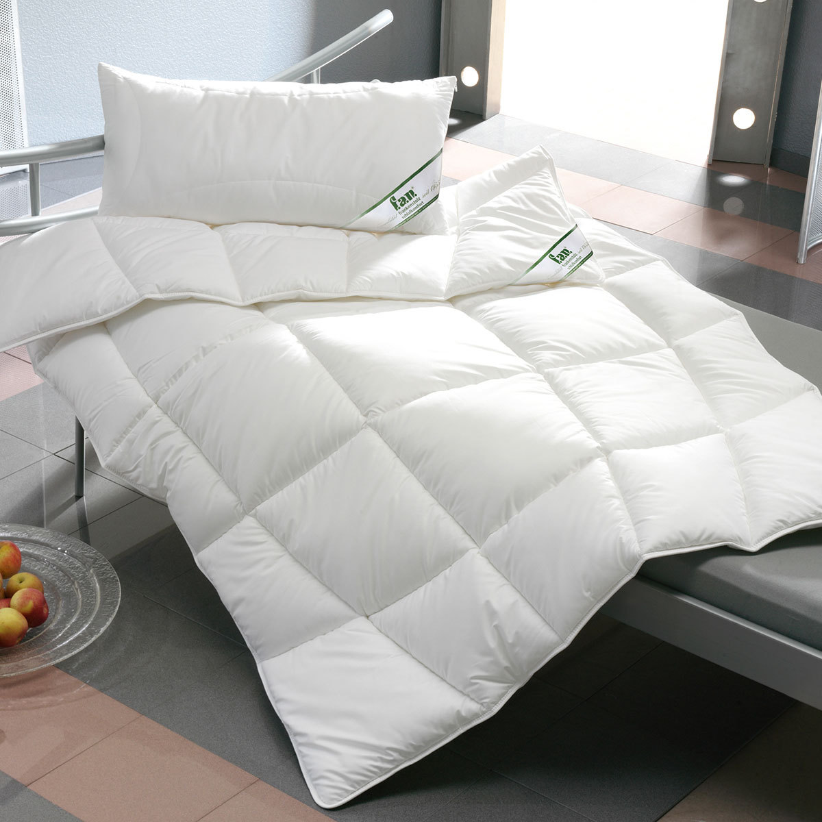 Frankenstolz Duo Steppbett Komfort Extra Warm