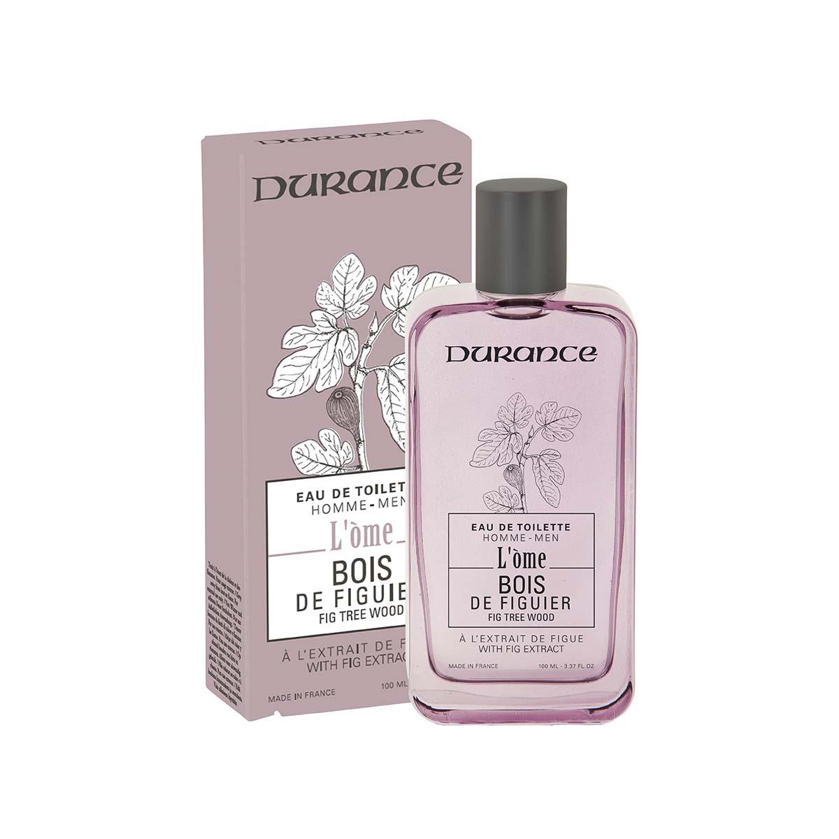 Durance Eau de Toilette Feigenbaumholz mit Feigen-Extrakt