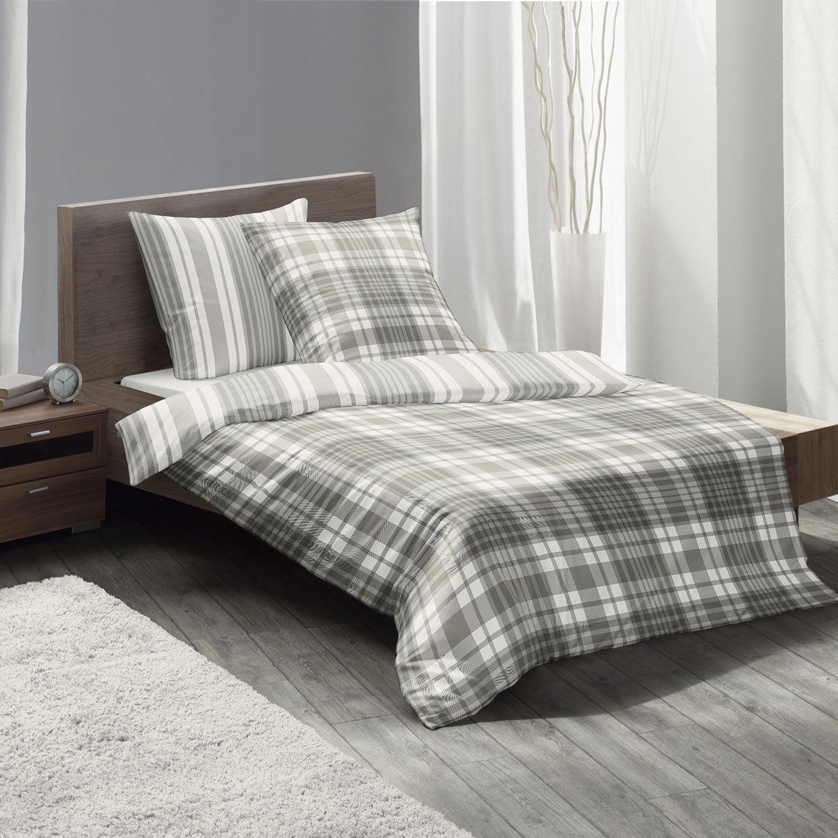 fleuresse edelflanell bettw sche 603743 07 natur g nstig online kaufen bei bettwaren shop. Black Bedroom Furniture Sets. Home Design Ideas