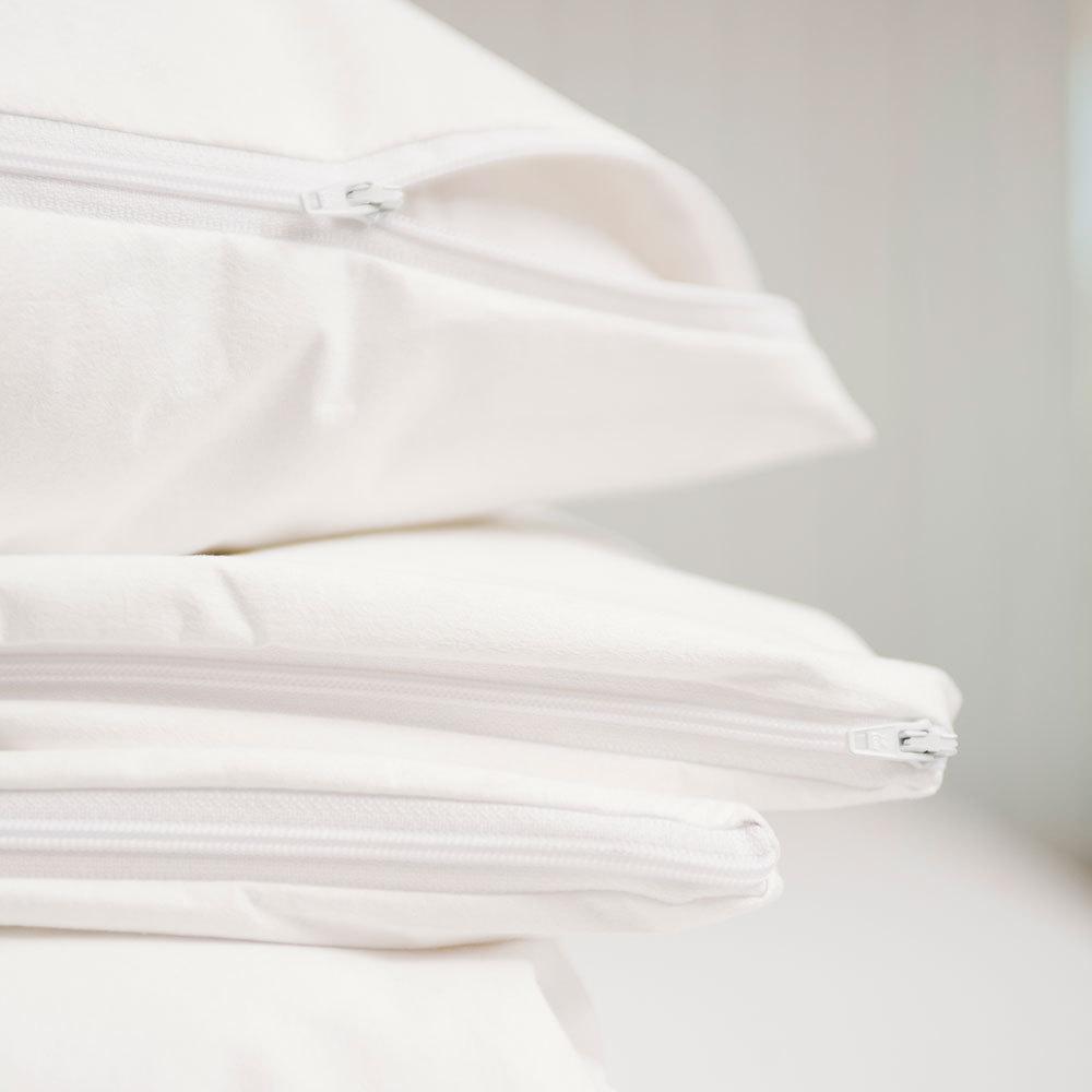 Allergovita Evolon Encasing Bettwäsche für Hausstauballergiker Basic