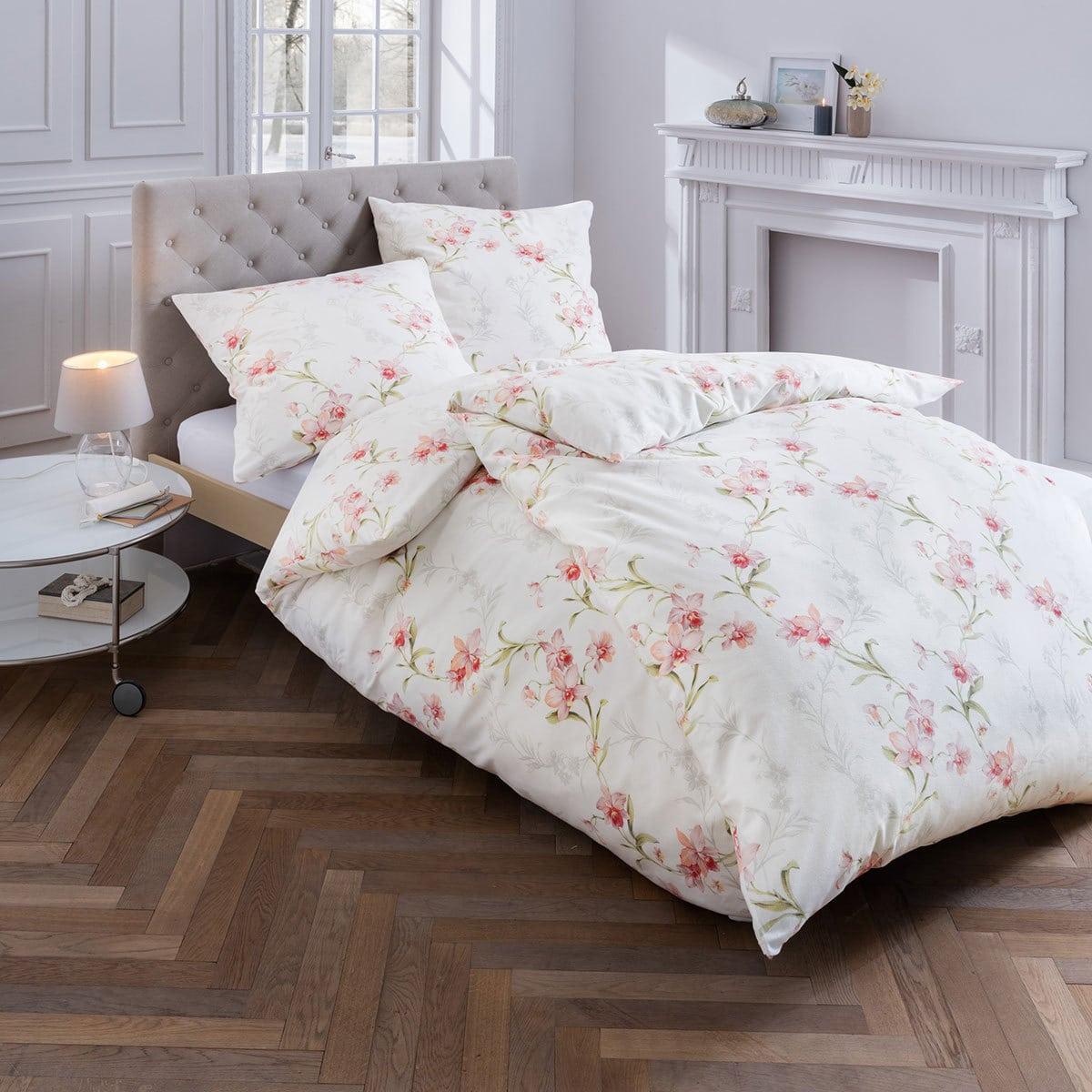 estella feinflanell bettw sche sellrain azalee g nstig online kaufen bei bettwaren shop. Black Bedroom Furniture Sets. Home Design Ideas