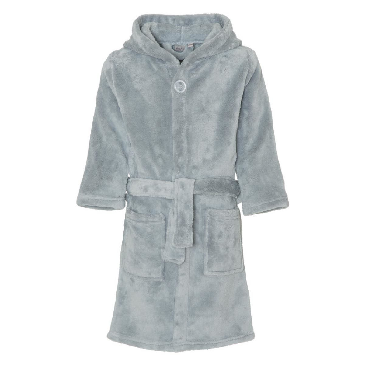 Playshoes Fleece-Bademantel Uni